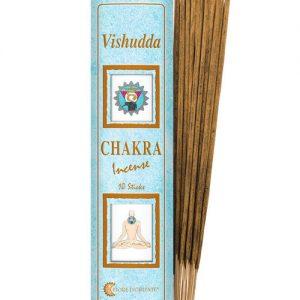 vishudda incenso chakra il fiore doriente