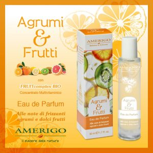 agrumi frutti eau de parfum