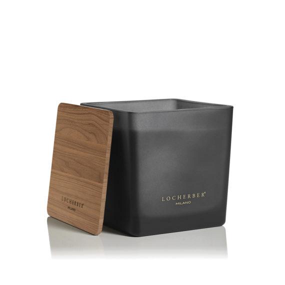 Diffusore Ambiente Bacchette 500ml Tappo legno Rhubarbe Royale Locherber