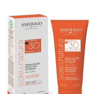 crema solare spf 30