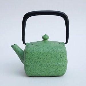 japan design teiera ghisa verde r1189
