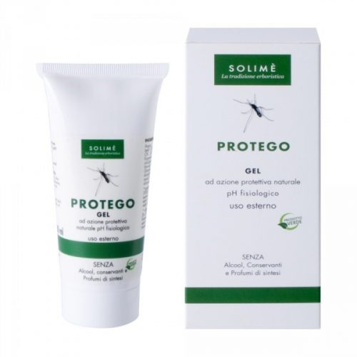 solim  protego gel antizanzare viso corpo protettivo naturale
