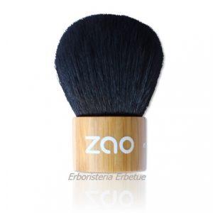 zao makeup accessori pennello kabuki
