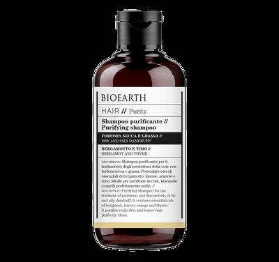 shampoo purificante bioearth